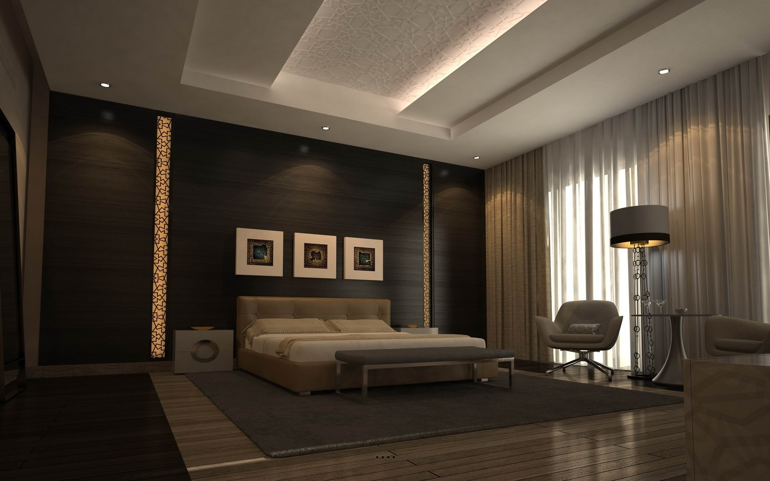 Simple-luxury-bedroom-design