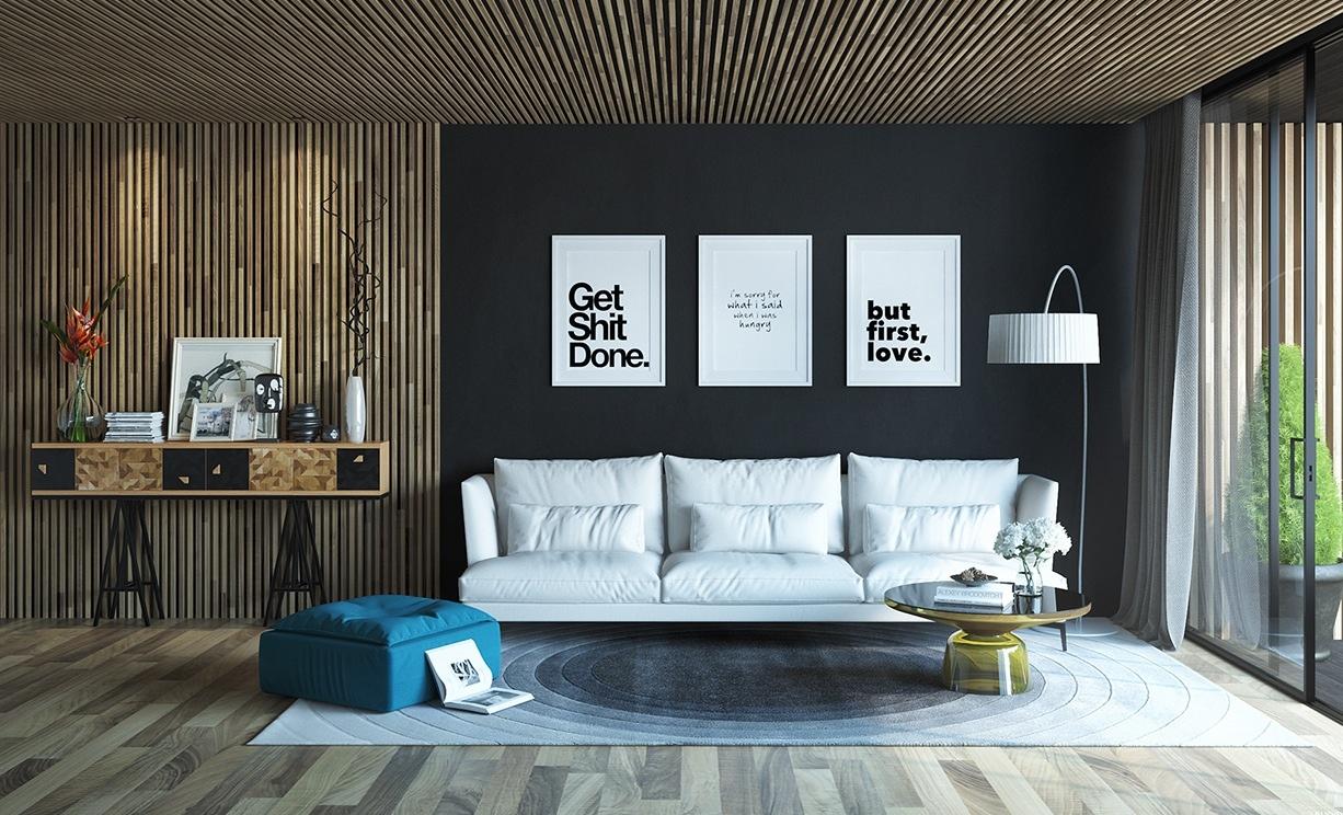 Sitting Room Wall Decor