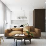Warm Modern Interior Design Ideas