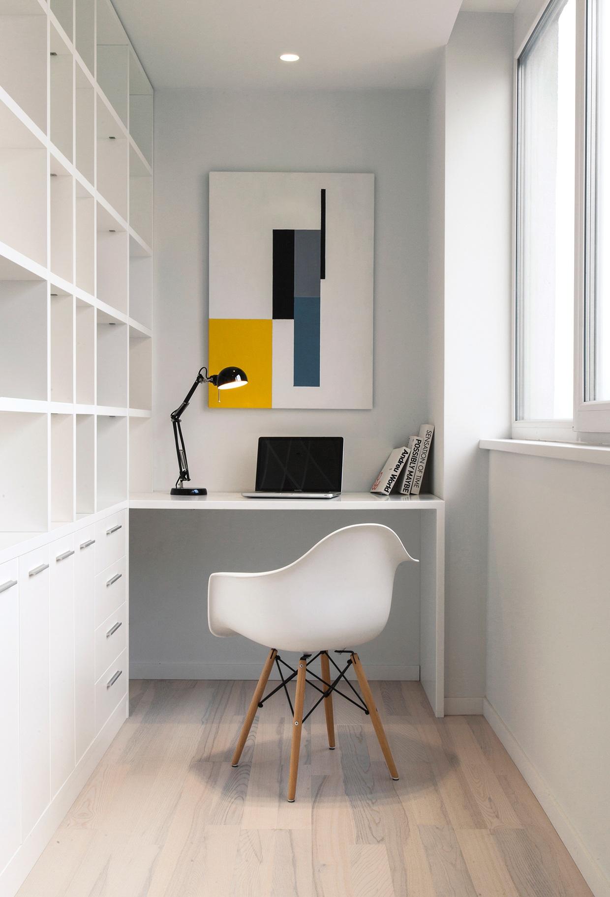 Eames Chair Interior Design Ideas