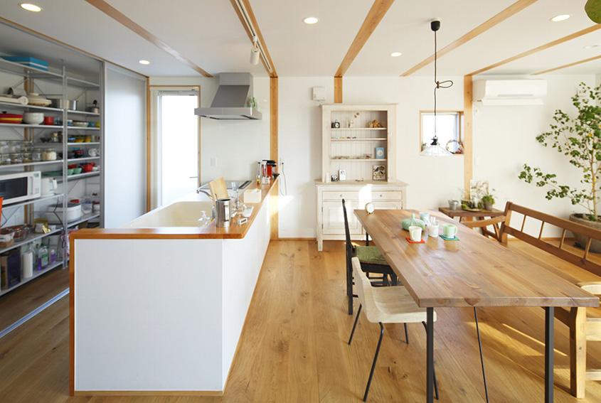 Japanese Style Kitchen Design