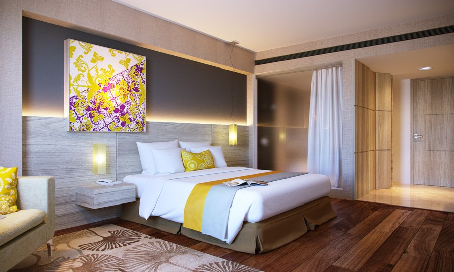 purple and gold bedroom   Interior Design Ideas  Like Architecture   Interior Design  Follow Us