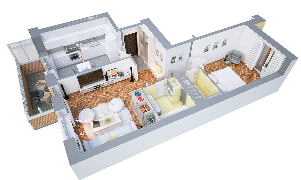 Kitchen Interior Design Small House