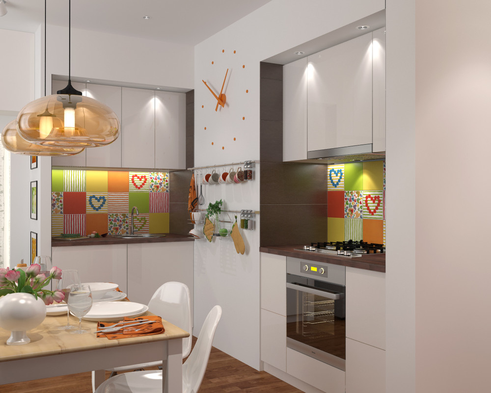4 Cute And Stylish Spaces Under 50 Square Meters