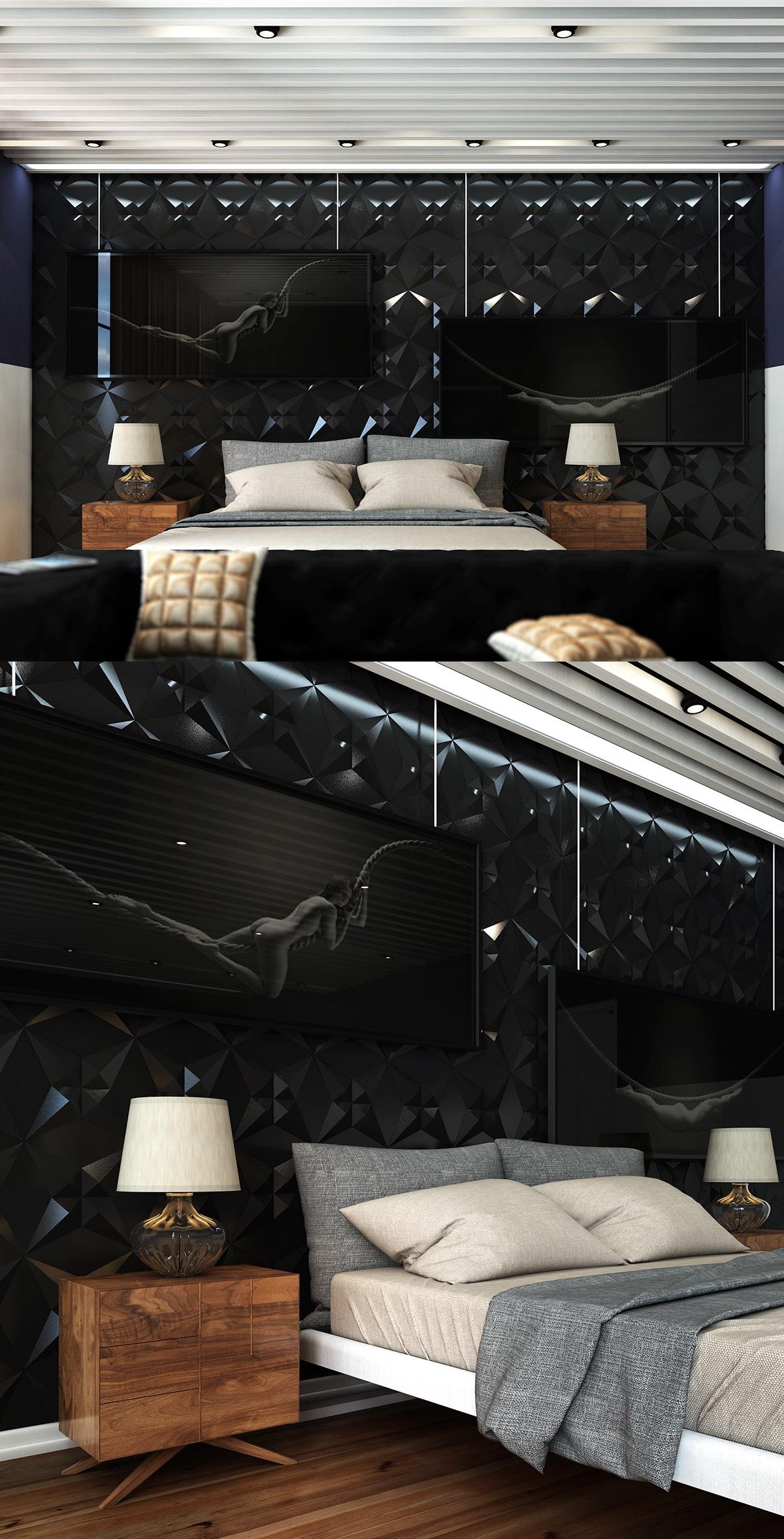 Bedroom Wall Textures Ideas Amp Inspiration