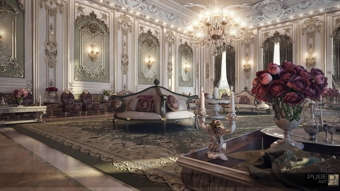 Stunning Baroque House Plans Contemporary - Best image 3D home ...