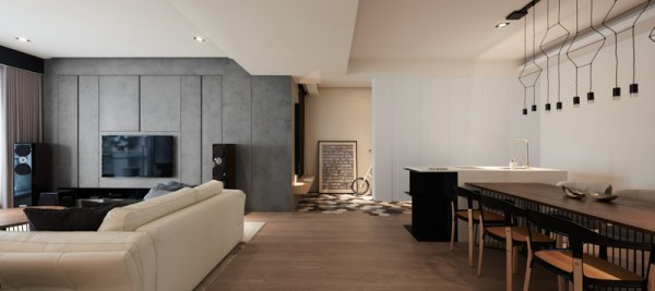 A Stylish Family Apartment From Made Go Design - A stylish family apartment from made go design