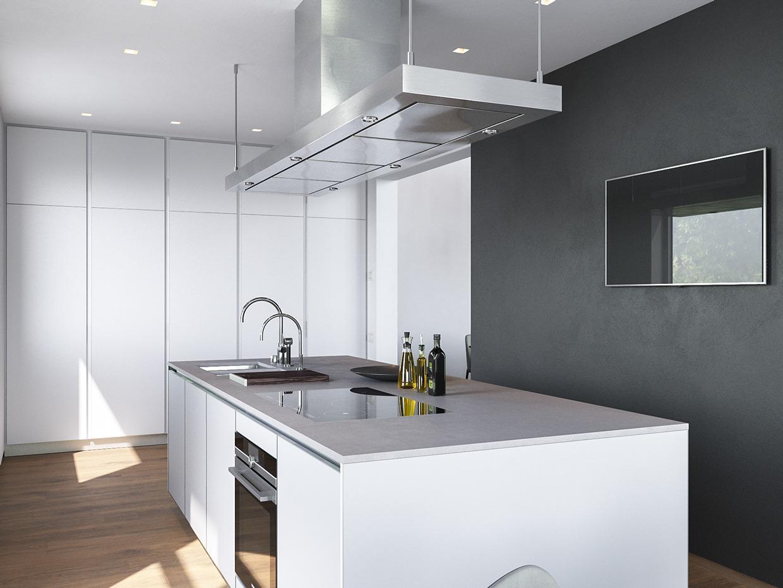 modern minimalist kitchen | interior design ideas.