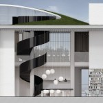 Spiral Staircase Floorplaninterior Design Ideas
