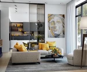 Living Room Designs Interior Design Ideas Part 84
