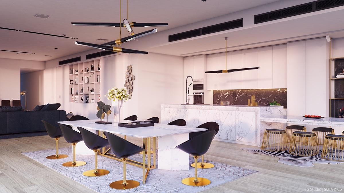 Luxurious Amp Inspiring Penthouses