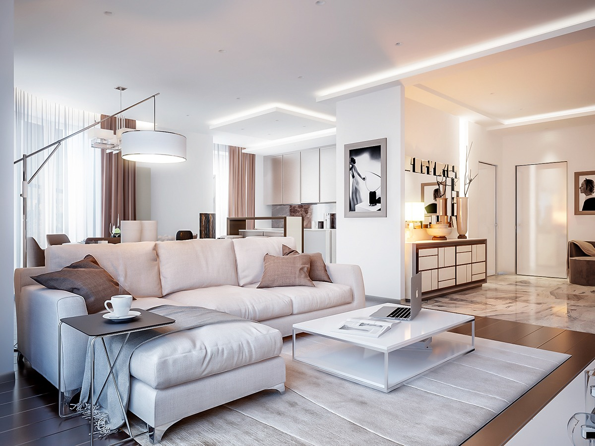 The Natural Side Of Neutral Color Palettes 5 Inspiring Homes