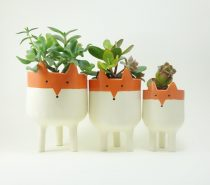 fox-succulent-planters-210x185 Product Of The Week: Beautiful Bent Wood Sculpture Planters