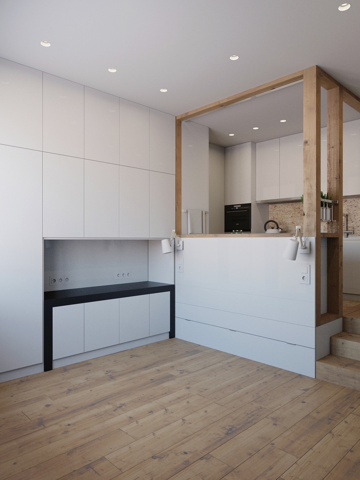 Small Kitchen Units Designs
