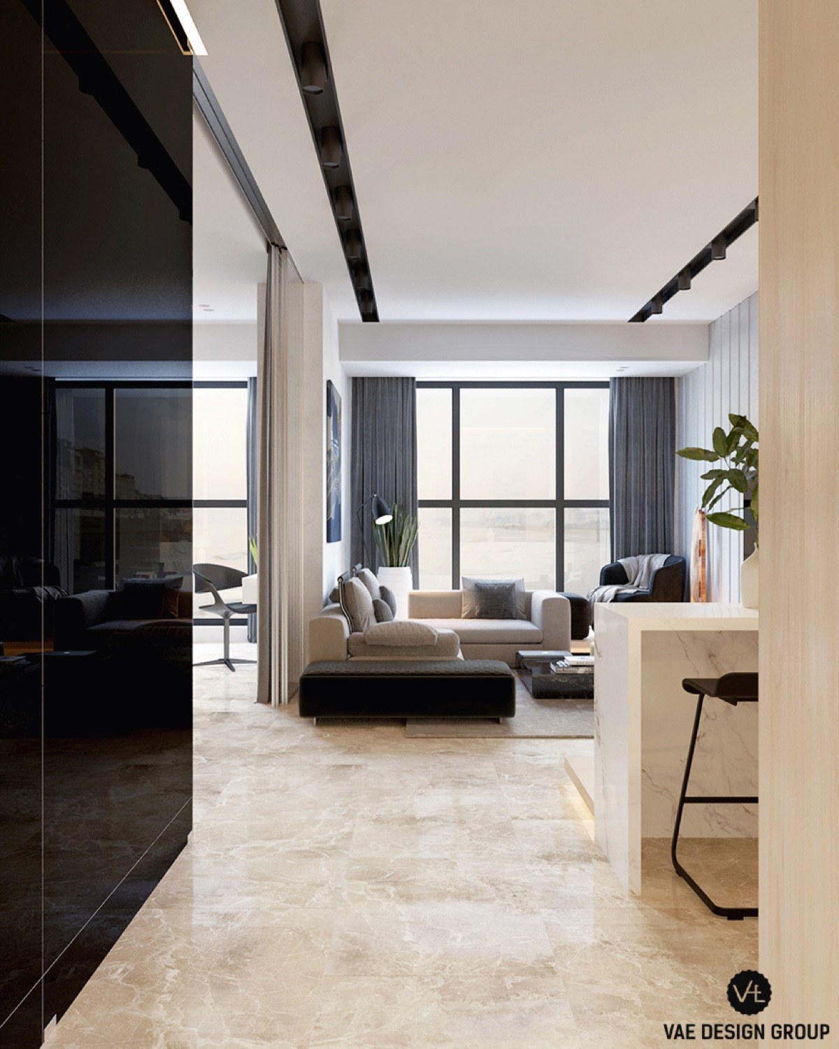 3 Small Studio Apartments That Exude Luxurious Space