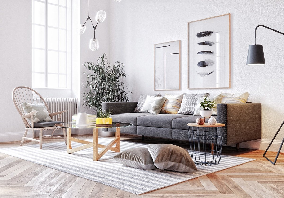 Six Scandinavian Interiors That Make The Lived-in Look