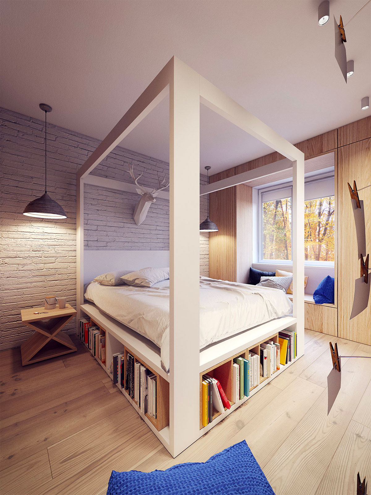 32 Fabulous 4 Poster Beds That Make An Awesome Bedroom