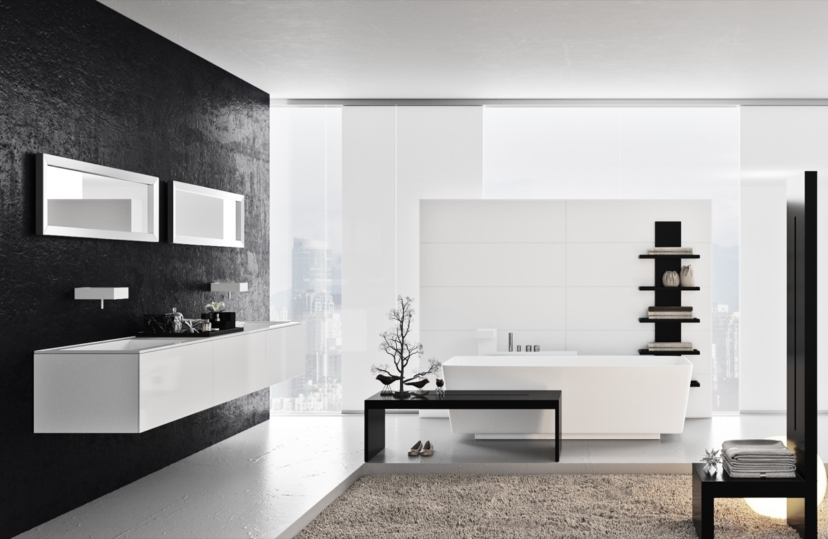 Unique Bathroom Designs ideas