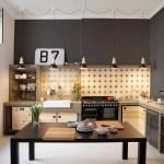 Kitchen Industrial Style Cabinetsinterior Design Ideas