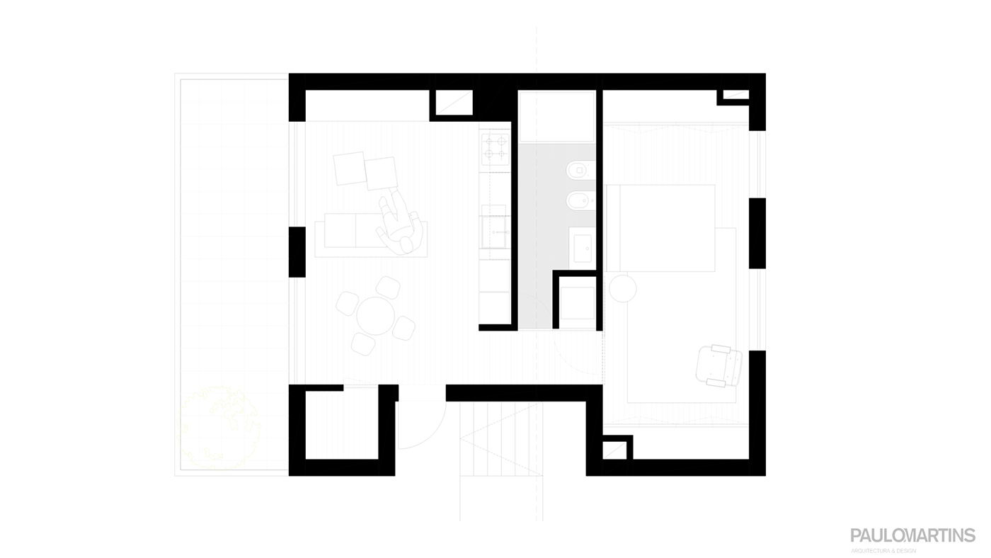 Relaxing Color Schemes In 3 Efficient Single Bedroom