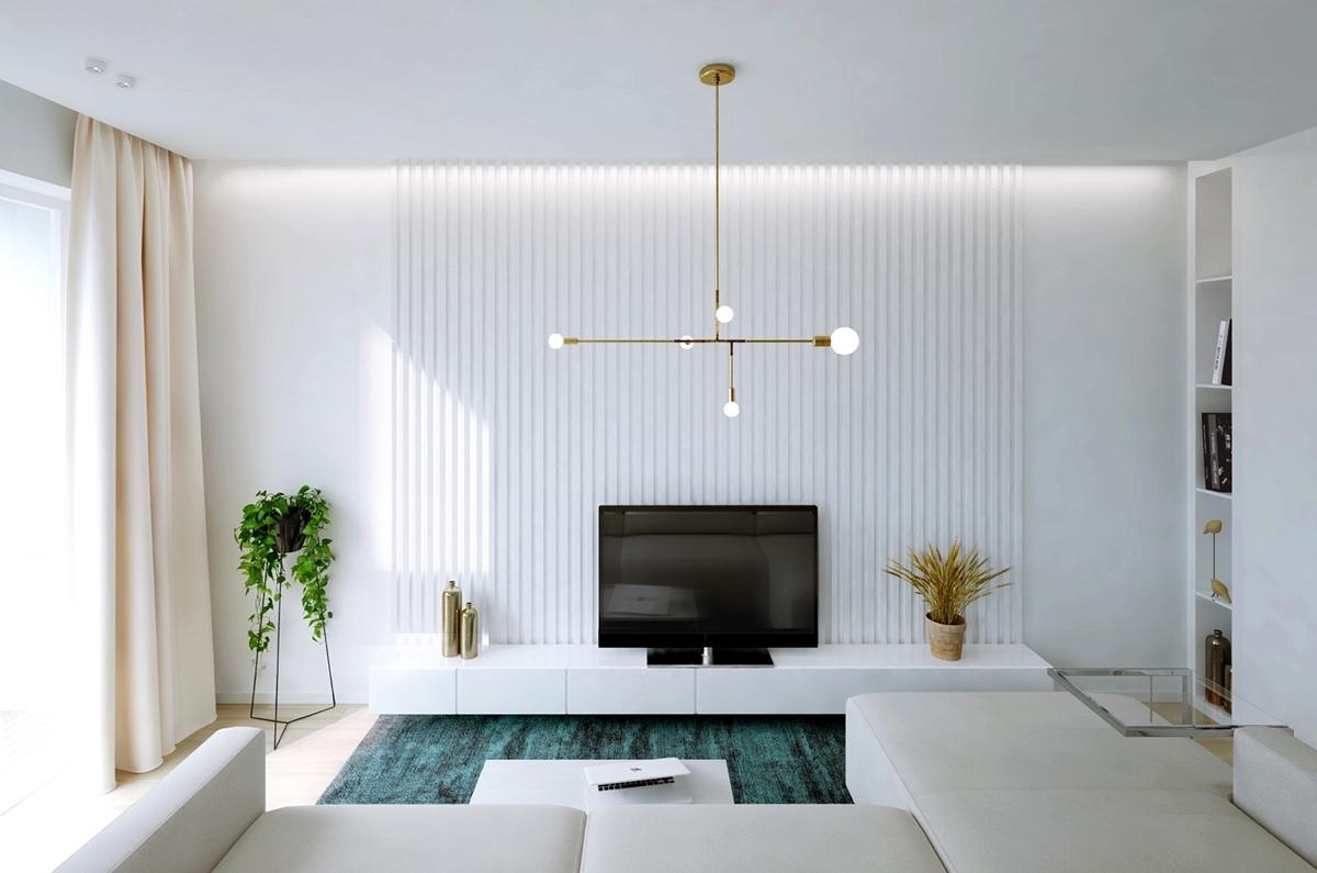 Relaxing Color Schemes In 3 Efficient Single-Bedroom