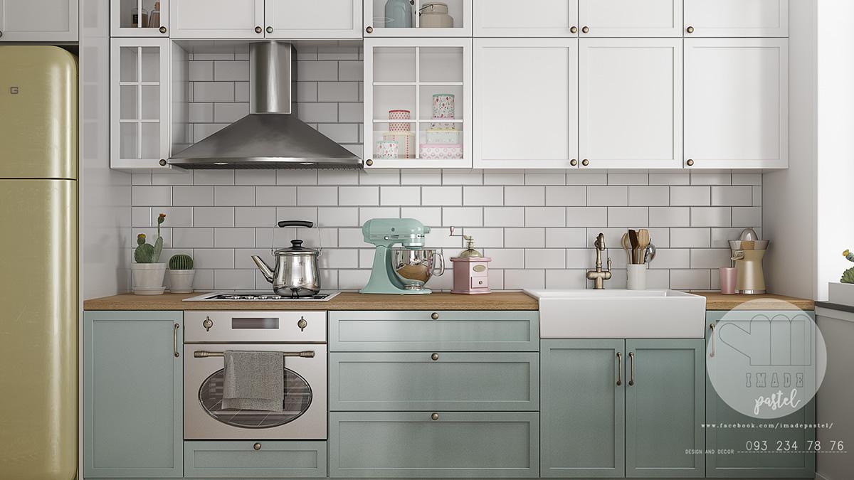 HOME DESIGNING: Three Inspirational Scandinavian Interiors