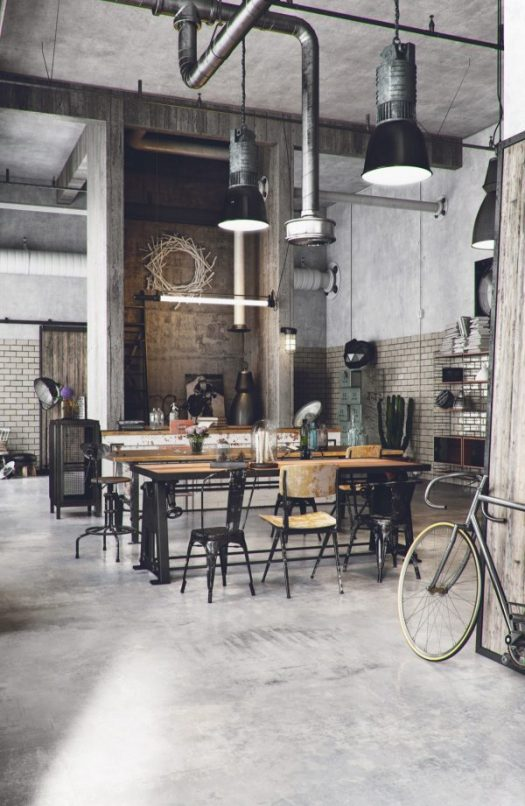 Do you love industrial decor are you thinking about giving your dining room a fresh modern makeover this guide is for you enjoy this tour of 40 stylish