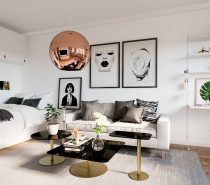 ... Four Modest Sized Homes Going Big On Style ...