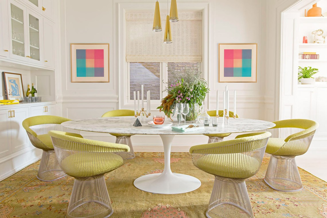 42 Modern Dining Room Sets: Table & Chair Combinations ...