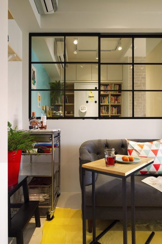 Sweet Apartment Interior For A Baker