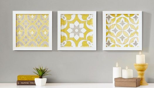 Colorful Art For Your Walls Inspiration - Wall Art Collections ...