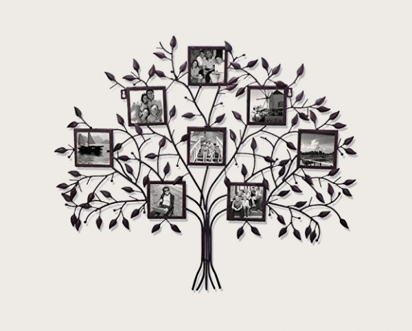 Metal Tree Wall Art Frame Amtframeorg