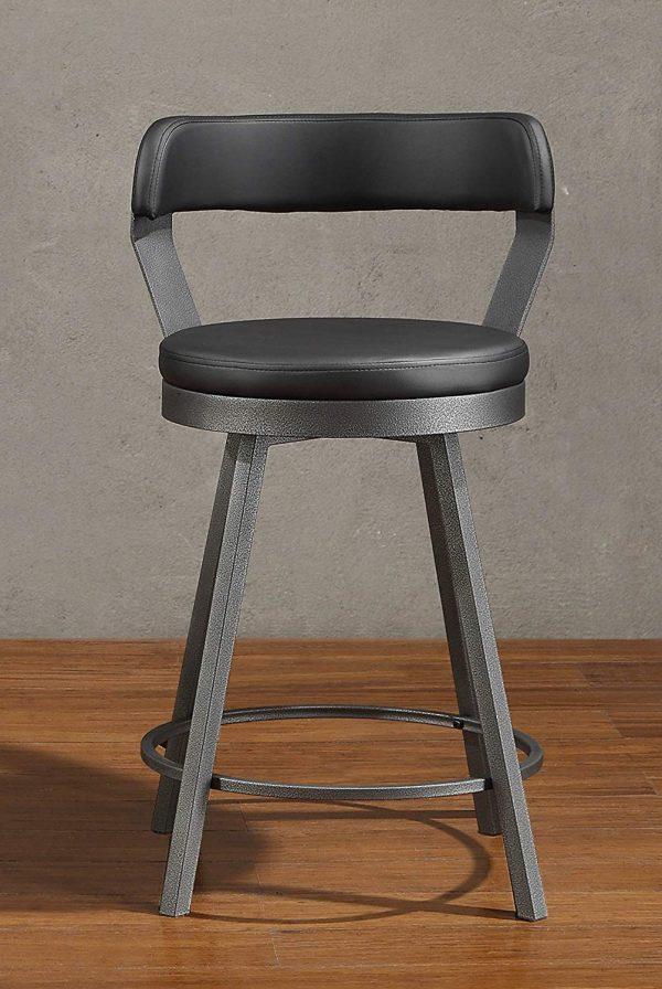 Terrific 51 Swivel Bar Stools To Go With Any Decor Architectural Inzonedesignstudio Interior Chair Design Inzonedesignstudiocom