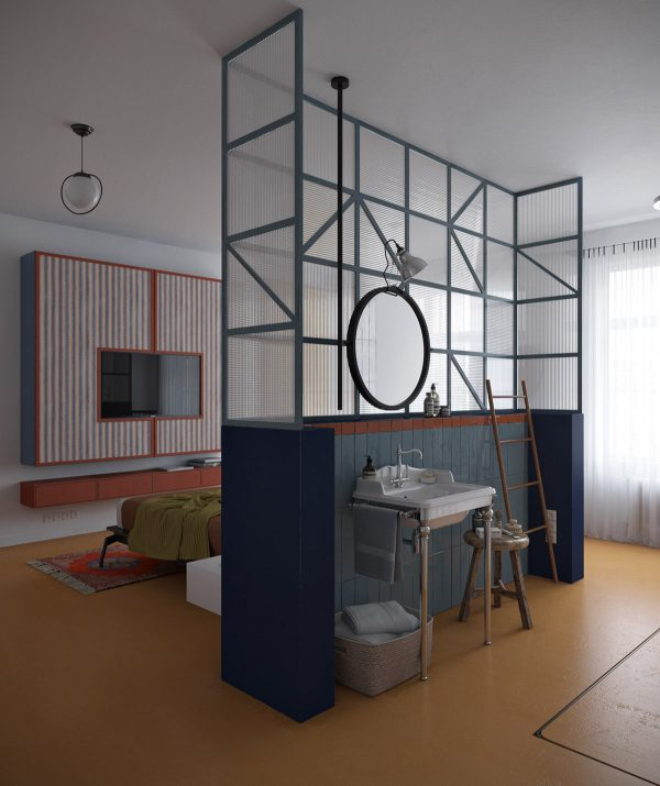 Piet Mondrian Inspired Interior Design To Give Your Home The