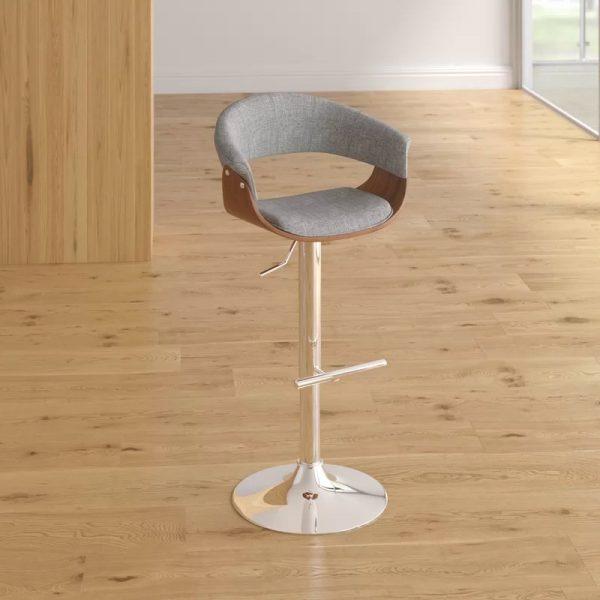 Awesome 51 Swivel Bar Stools To Go With Any Decor Free Cad Inzonedesignstudio Interior Chair Design Inzonedesignstudiocom