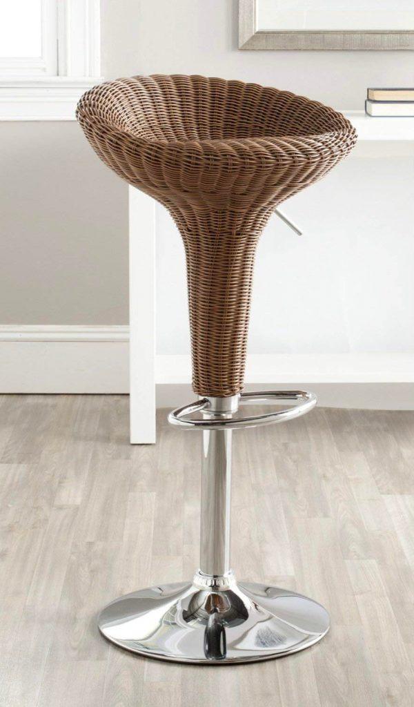 Marvelous 51 Swivel Bar Stools To Go With Any Decor Architectural Inzonedesignstudio Interior Chair Design Inzonedesignstudiocom