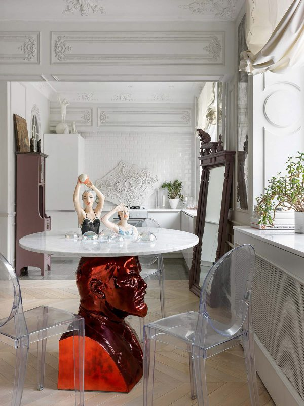 Unique-dining-table-600x800 Home Of Surreal Interiors & Modern Empire Style Upholstery in Victoria