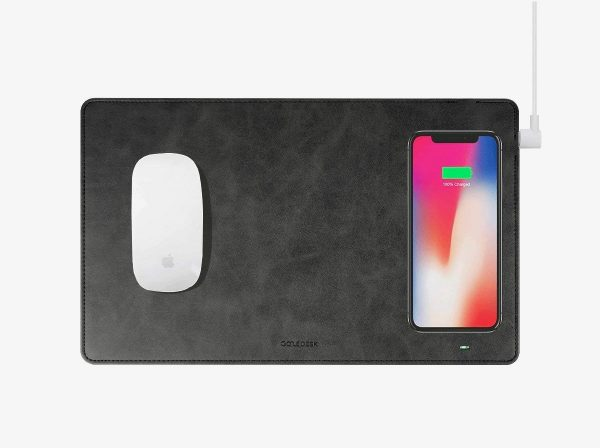 wireless-charging-mouse-pad-600x448 Product Of The Week: Qi Wireless Fast Charging Mouse Pad Upholstery in Victoria