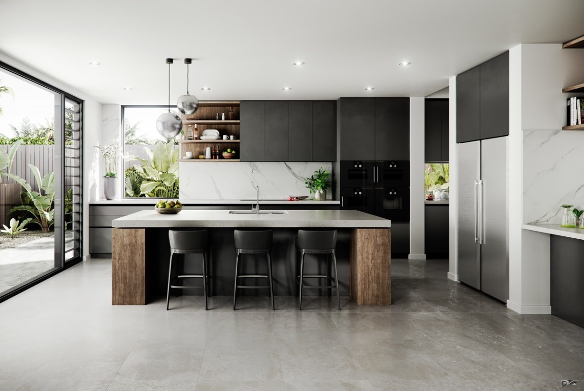 51 Luxury Kitchens And Tips To Help You Design And ...