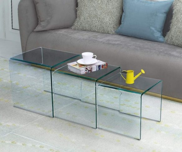 51 Glass Coffee Tables That Every Living Room Craves Free