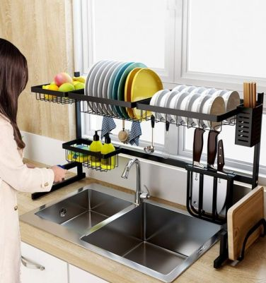 Ntacribsndecor Product Of The Week Dish Rack Over Sink Nta Property Connect Magazine