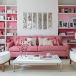 51 Pink Living Rooms With Tips Ideas And Accessories To Help You Design Yours