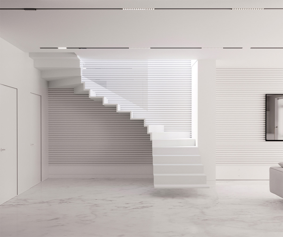 51 Stunning Staircase Design Ideas | House Design With Stairs In Front | Village | Front Yard Stair | Unique | Elevated | Wood