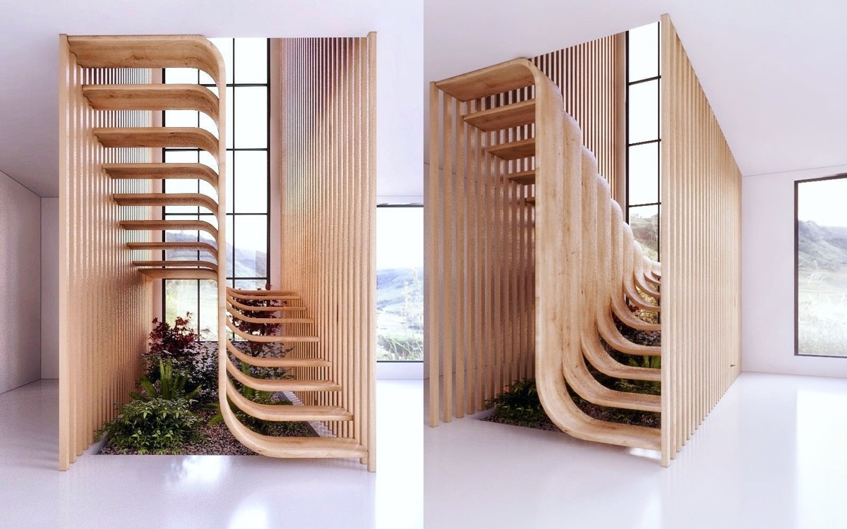 51 Stunning Staircase Design Ideas | Stairs In Home Design | Wall | Luxury | Creative | Home Out | Ultra Modern