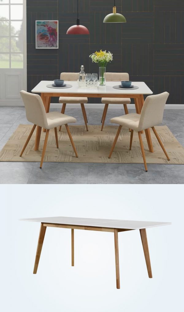 41 Extendable Dining Tables To Maximize Your Space Free Autocad Blocks Drawings Download Center