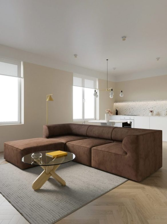Cool Coffee And Cream Interiors With A Swirl Of Sophisticated Beatyapartments Chair Design Images Beatyapartmentscom