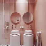 51 Pink Bathrooms With Tips Photos And Accessories To Help You Decorate Yours