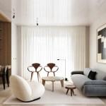 Mid Century Modern Minimalist Home Interiors Furniture Ideas