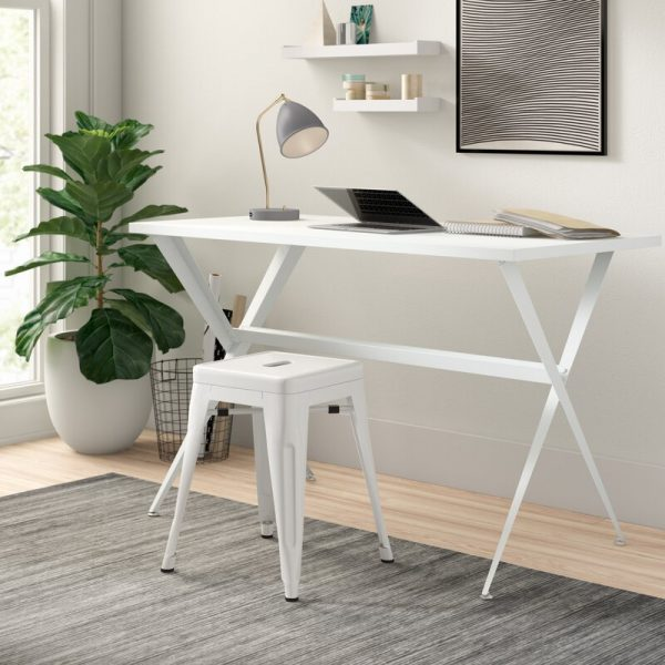 51 White Desks To Brighten Your Workspace And Boost Productivity