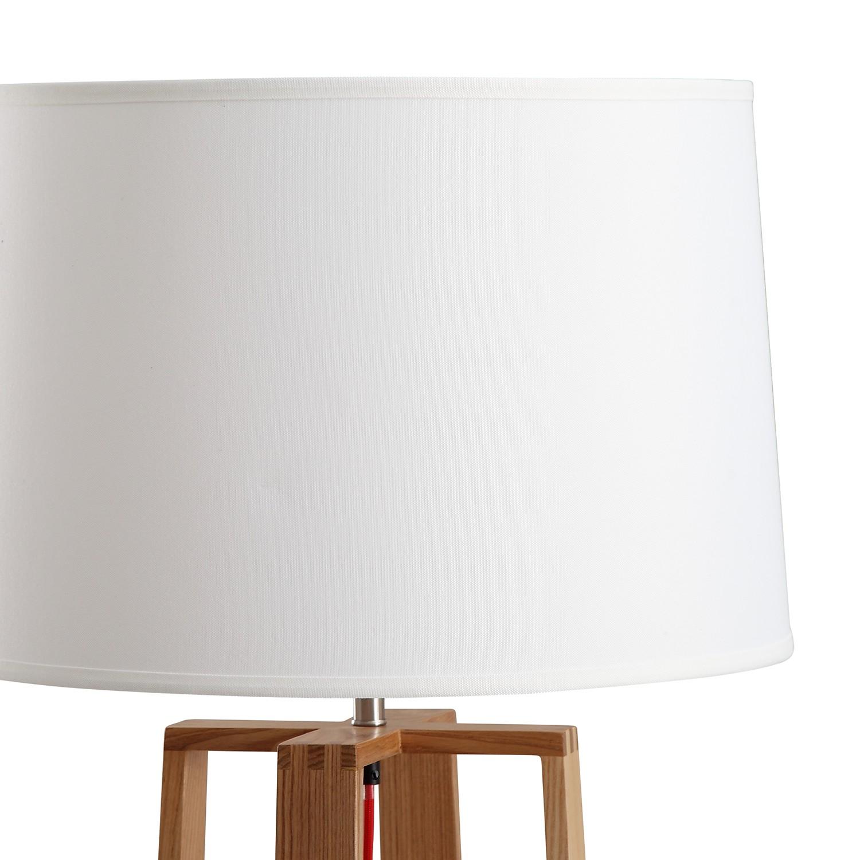 Lampenschirm aus Webstoff 1-flammig